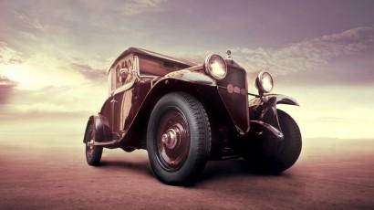 اتوموبیل قدیمی