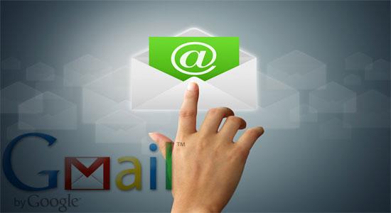 اتصال ایمیل به جی میل